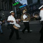 second line parade in new orleans corporate event