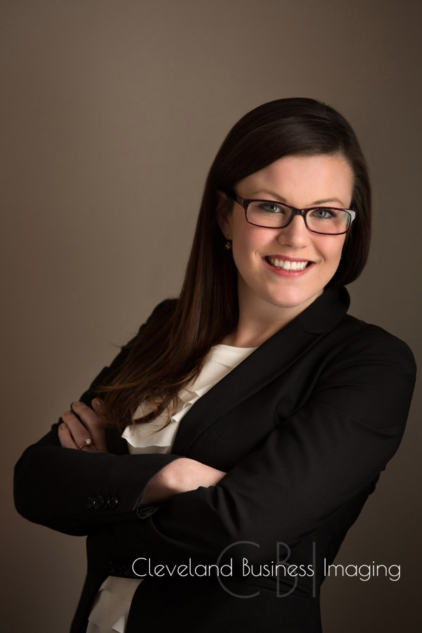 professional business portrait of female cleveland executive